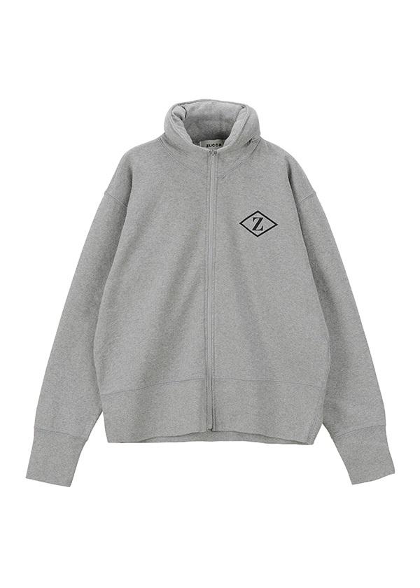 (30)Z_ICON スウェット / 羽織り グレー
