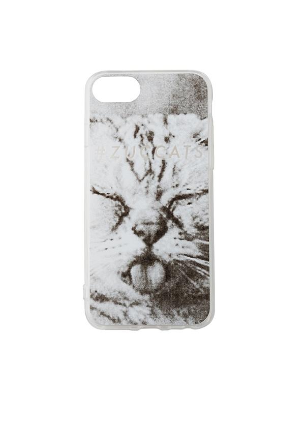 ZUCCa / #ZUCCATS iphone case / iphone case グレー