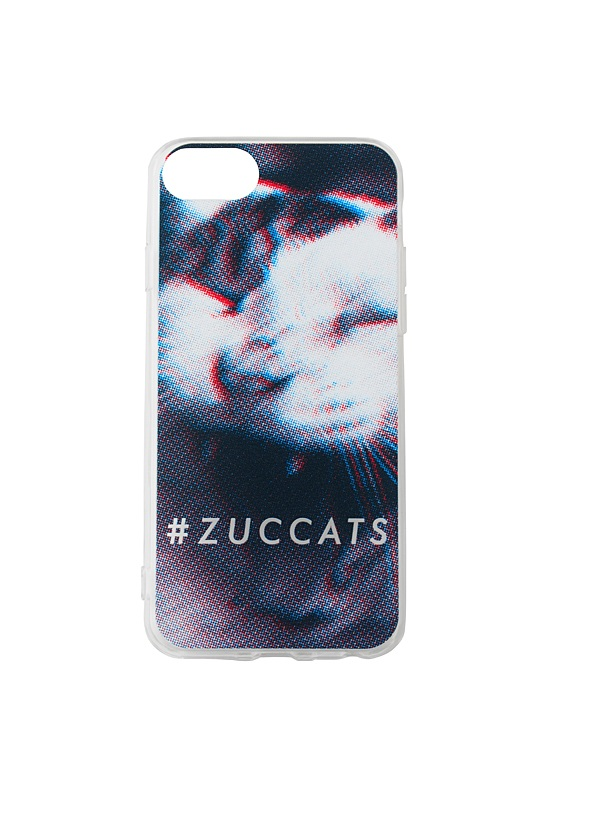 ZUCCa / #ZUCCATS iphone case / iphone case チャコールグレー