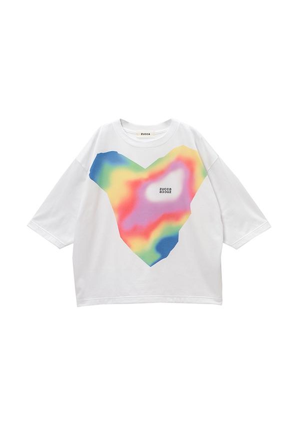 ZUCCa / (R)サーモグラフィT / Tシャツ 白