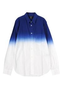 ZUCCa / S メンズ カラーブロード / シャツ