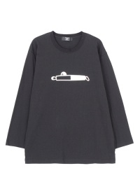 ZUCCa / メンズ まるくなるT / カットソー