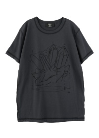 ZUCCa / S メンズ DRAWING T / Tシャツ