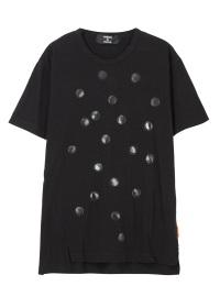 ZUCCa / メンズ ドットプリントジャージィー / Tシャツ