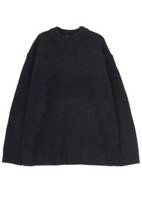 ZUCCa / メンズ ソフトバルキーセーター / ニット