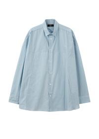 ZUCCa / メンズ オーバーサイズシャツ / シャツ