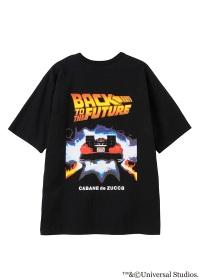 ZUCCa / メンズ 《BACK TO THE FUTURE × CABANE de ZUCCa》 DE LOREAN T 2 / Tシャツ