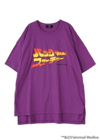 ZUCCa / メンズ 《BACK TO THE FUTURE × CABANE de ZUCCa》 【限定】 BTTF LOGO T / Tシャツ
