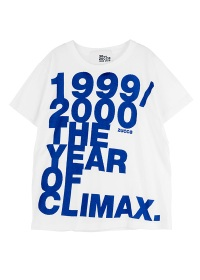 ZUCCa / S メンズ THE YEAR OF CLIMAX / Tシャツ