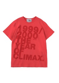 <先行予約> メンズ THE YEAR OF CLIMAX / Tシャツ