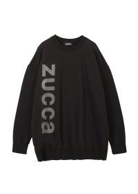 ZUCCa / (S)LOGO裏毛 / ブラウス
