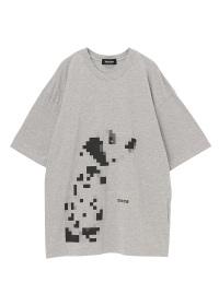 <先行予約> ZUCCa / メンズ ダルメシアンTシャツ / カットソー