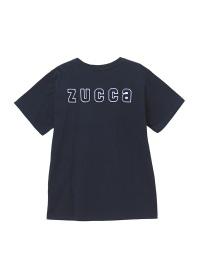 ZUCCa / GF メンズ ワッペンロゴTシャツ / カットソー