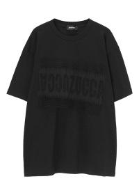 <先行予約> ZUCCa / メンズ ロゴレースジャージィー / Tシャツ