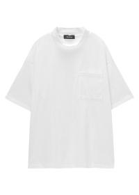 <先行予約> ZUCCa / メンズ コットンクリアジャージィー / Tシャツ