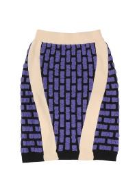 メルシーボークー、 / (O) S レンガストレッチ / スカート
