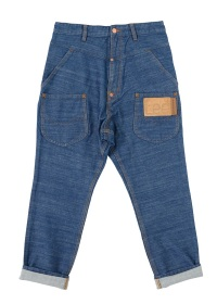 �����V�[�{�[�N�[�A /  Lee denim / �p���c