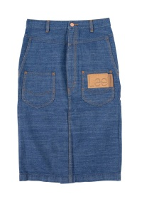 �����V�[�{�[�N�[�A /  Lee denim / �X�J�[�g