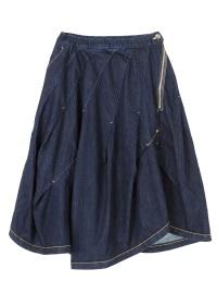 メルシーボークー、 / B:デニふわスカ / スカート