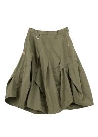 メルシーボークー、 / 【別注】 ふわスカDickies / スカート