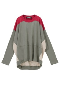 メルシーボークー、 / B:マルマルの合わせ�A / Tシャツ