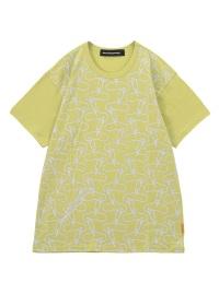 メルシーボークー、 / S メンズ B:雷ソー / Tシャツ