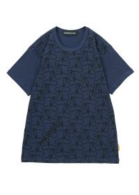 メルシーボークー、/ メンズ B:雷ソー / Tシャツ