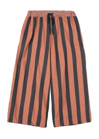 メルシーボークー、 / しぶ色ストライプ / パンツ