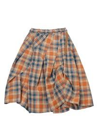 メルシーボークー、 / B:メルトロチェック / スカート