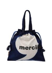 メルシーボークー、 / L:アンコール有松染め / バッグ