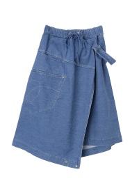 メルシーボークー、 / もったいない巻きスカ / スカート