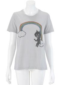 にゃー / からふるにじのにゃー T / Tシャツ