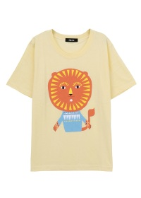 Donna Wilson lion tiger and llama T}