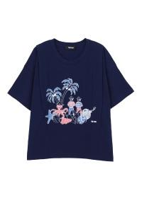 ネ・ネット / S カリブ T / Tシャツ