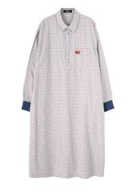 ネ・ネット / おじシャツ / ワンピース