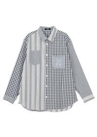 ネ・ネット / メンズ ニットポッケシャツ / シャツ