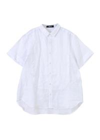 ネ・ネット / S ヨークポッケシャツ / ブラウス