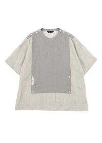 ネ・ネット / S メンズ ヨークポッケシャツ / Tシャツ