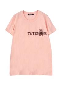 ネ・ネット / たてしまさん T / Tシャツ