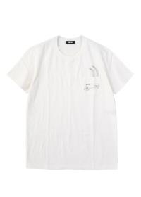 ネ・ネット / メンズ いぬねことり T / Tシャツ