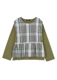 ネ・ネット / S エプロンジャージ / Tシャツ