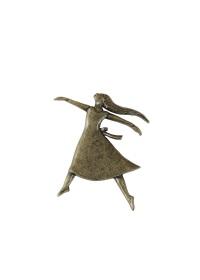 ネ・ネット / S 夜の森のダンス小物 / ブローチ