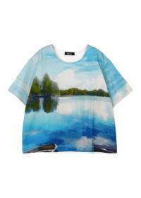 ネ・ネット / SP lake T / Tシャツ