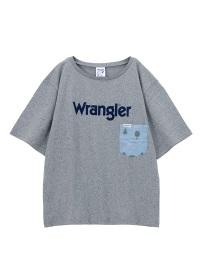 ネ・ネット / メンズ Wrangler TSHIRTS / Tシャツ