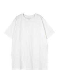 ネ・ネット / メンズ はぎボーダー T / Tシャツ
