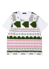 ネ・ネット / まるさんかくしかく T / Tシャツ