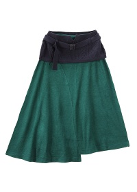 ネ・ネット / wear knitジャージ / スカート