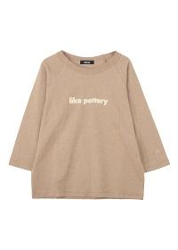 ネ・ネット / like pottery T / カットソー