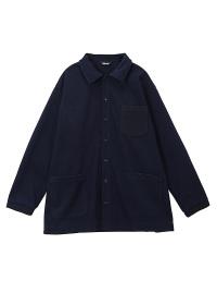 ネ・ネット / ニットメルトンドッキング / 羽織り