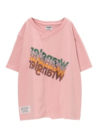 <先行予約> ネ・ネット / Wrangler×ネ・ネット T / Tシャツ